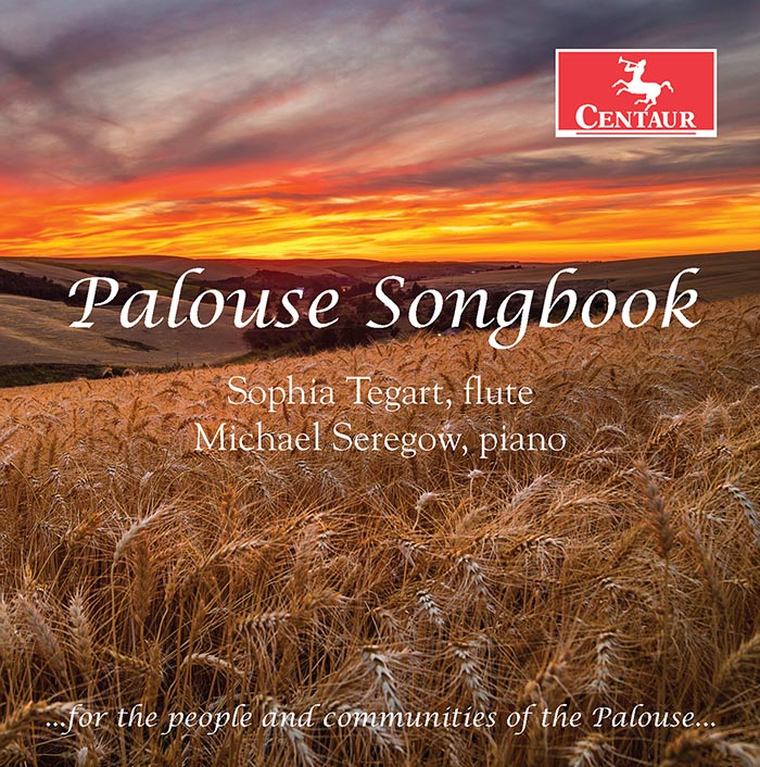 Palouse Songbook Cd Cover